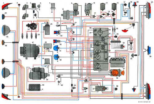 Lt b gt схема lt b gt электрооборудования автомобиля lt b gt волга lt b gt газ 24