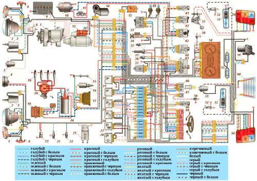 Схема кабель flashtool
