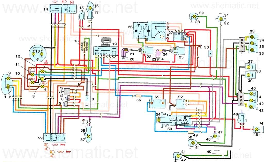 Схема блока питания мультиварки поларис