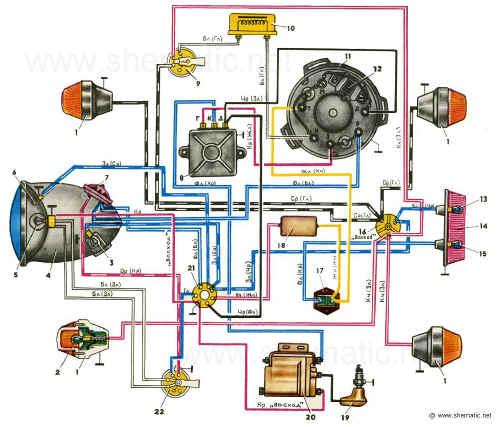 Генератор мтз 28 в | Генератор МТЗ-3022 (2800 Вт, 28 В.